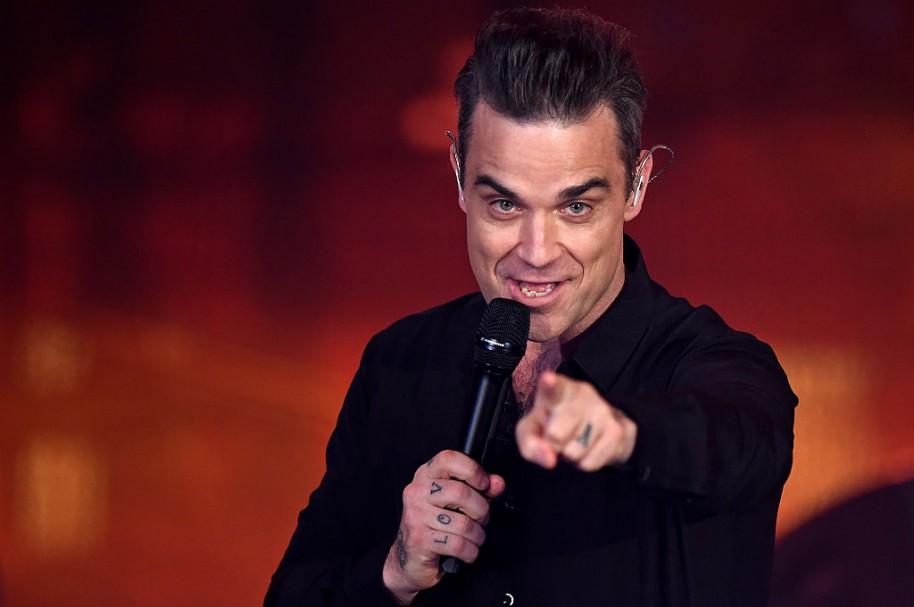 Robbie Williams. Pulzo.com
