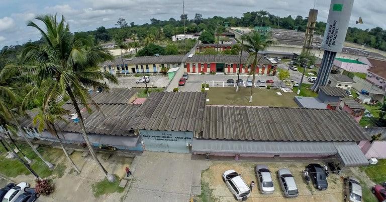 Muerte en prisión de Brasil