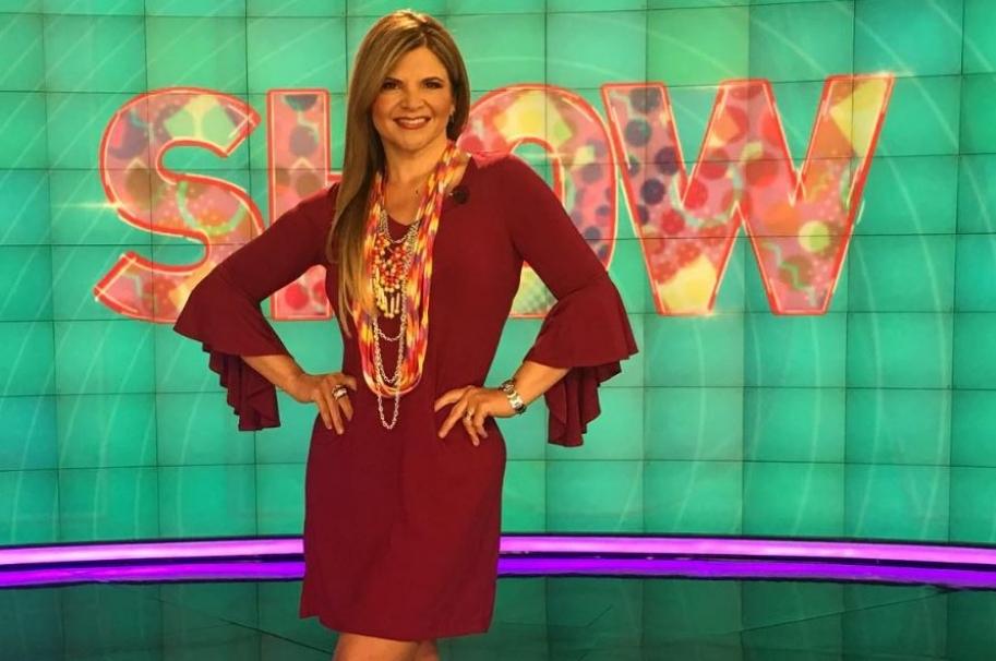 Diva Jessurum, presentadora de 'Show Caracol'.