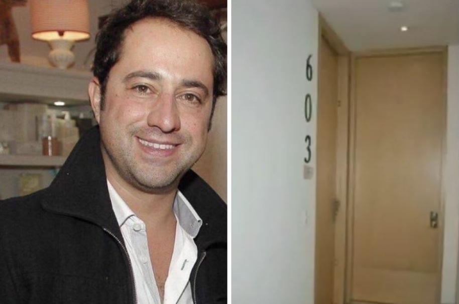 Rafael Uribe Noguera asesinó a la niña en este apartamento de Equus 66, norte de Bogotá