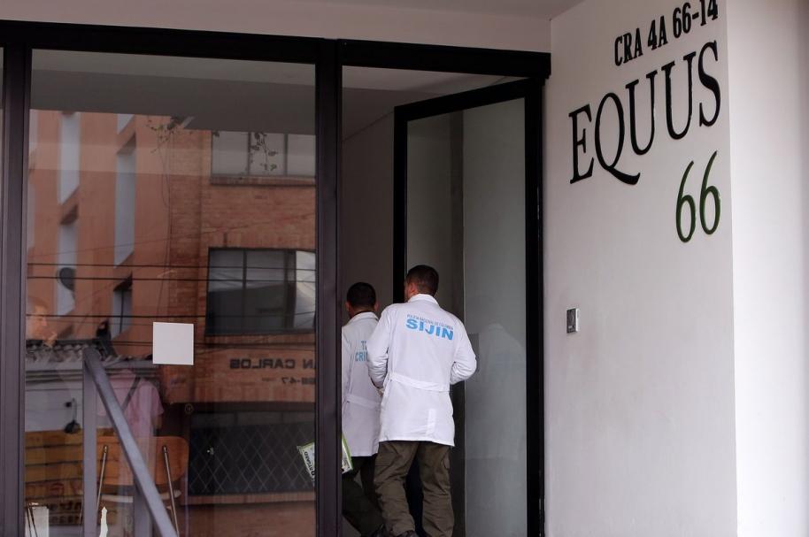 Edifico Equus 66 (Chapinero), donde fue violada y asesinada Yuliana Samboní