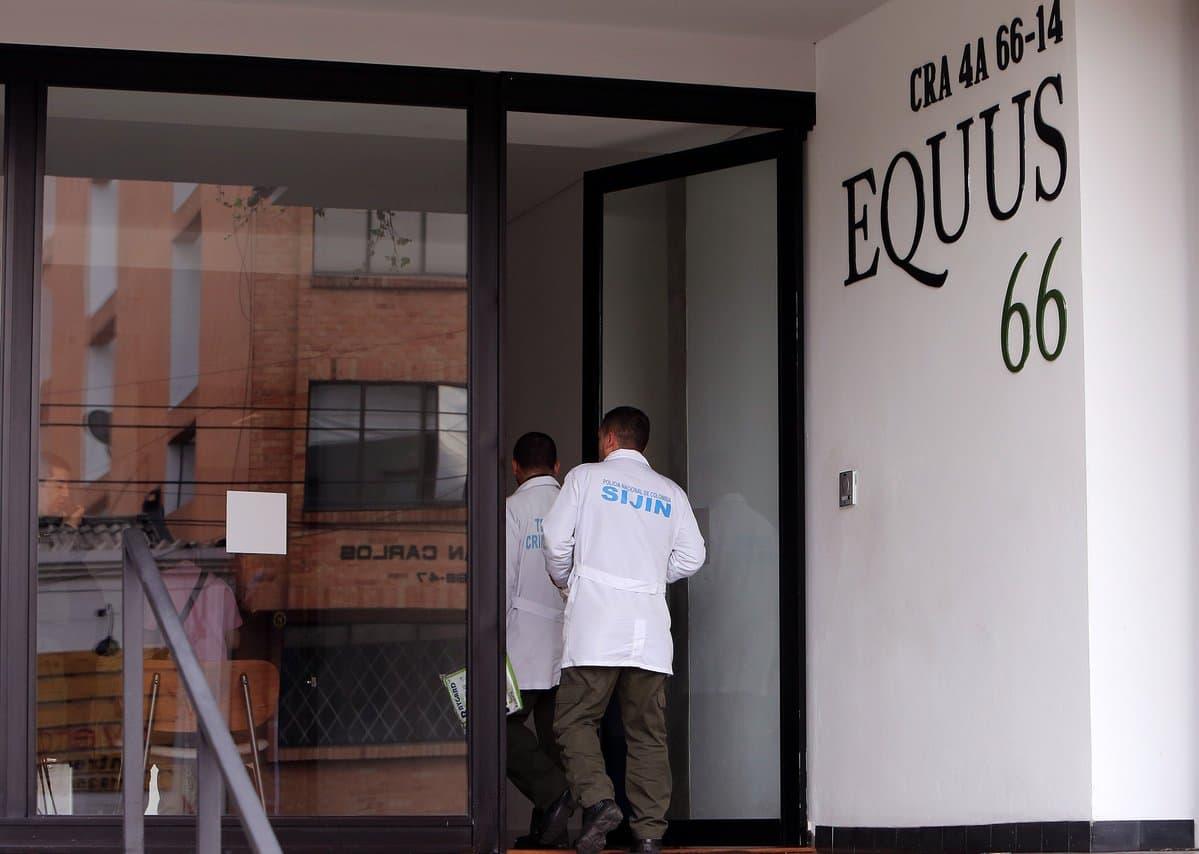 En el jacuzzi del edificio Equus 66 fue hallado el cuerpo de Yuliana