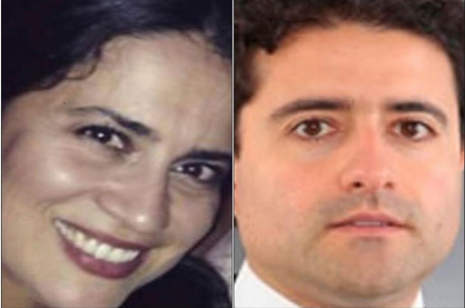 Catalina Y francisco Uribe Noguera