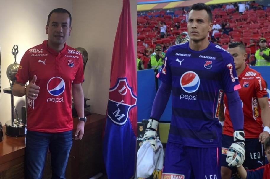 Nelson Ramos y David González