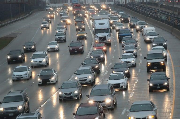 Congestión de tráfico y demencia