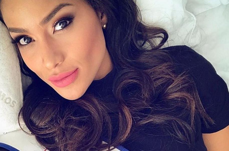 Andrea Tovar, Señorita Colombia.