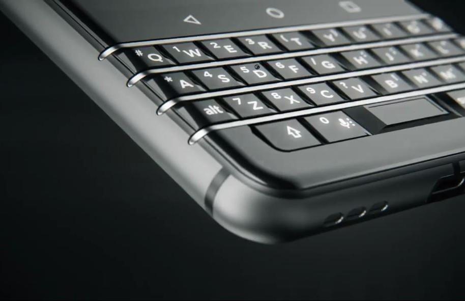 BlackBerry 2017