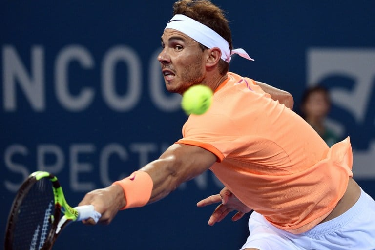 Rafael Nadal cae en Australia