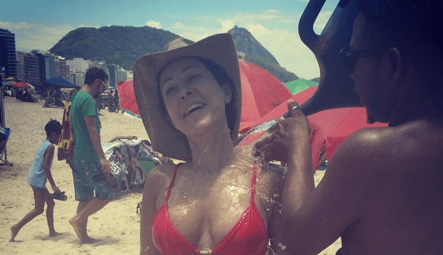 Flavia Dos Santos, sexóloga de 'Día a día'.