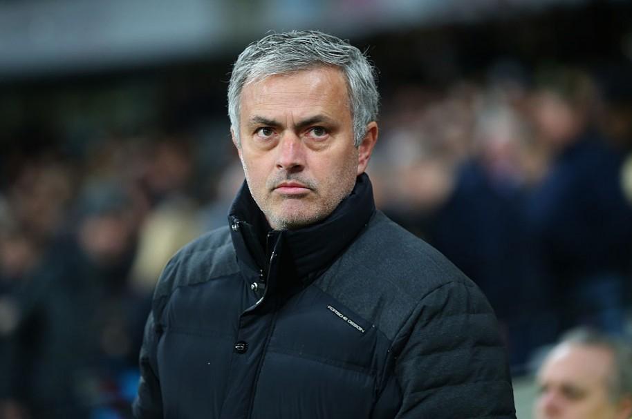 José Mourinho, entrenador de fútbol