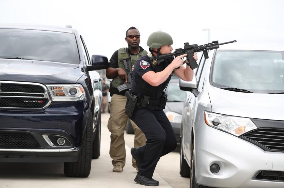 Policia en Florida