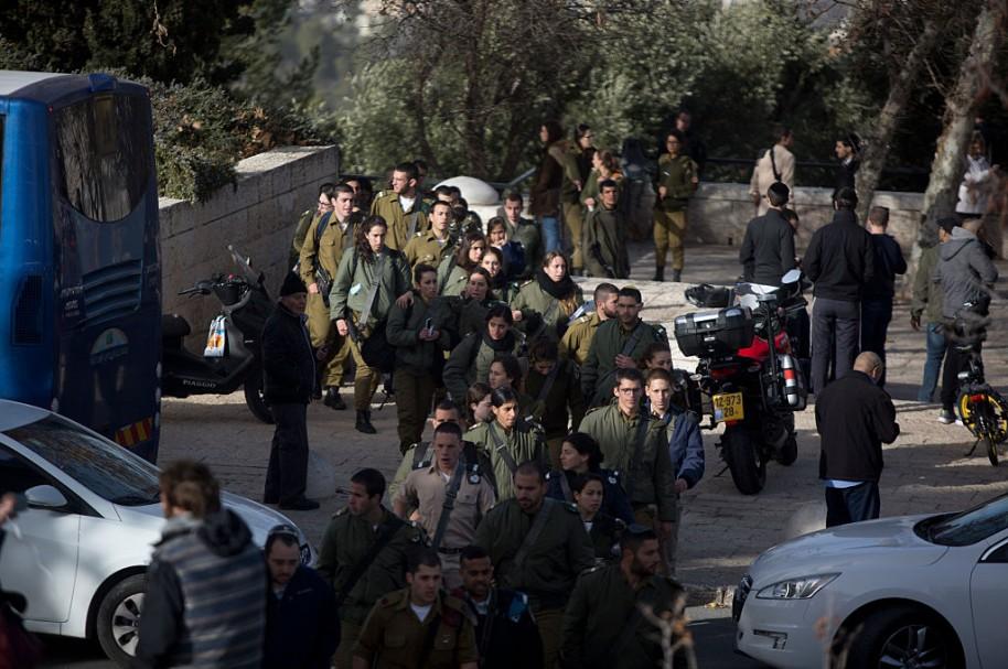 Ataque en Jerusalén