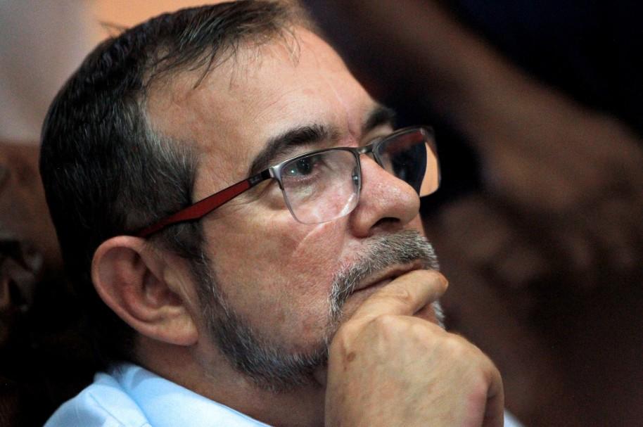 Rodrigo Londoño Echeverri, jefe de las Farc