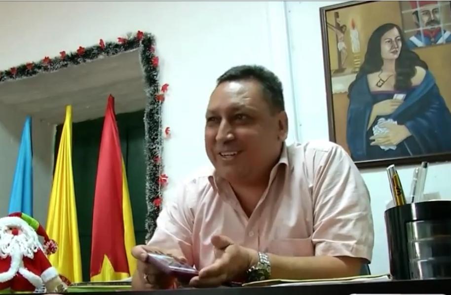 Alcalde de Guaduas