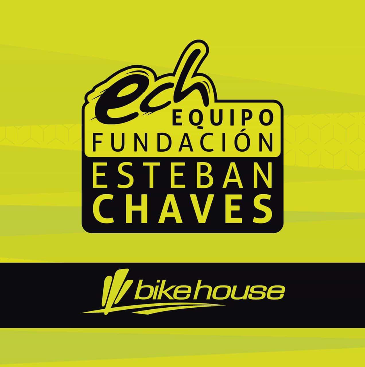 Equipo de ciclismo Fundación Esteban Chaves