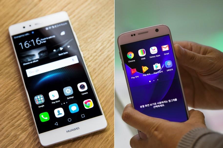 Huawei vs. Samsung