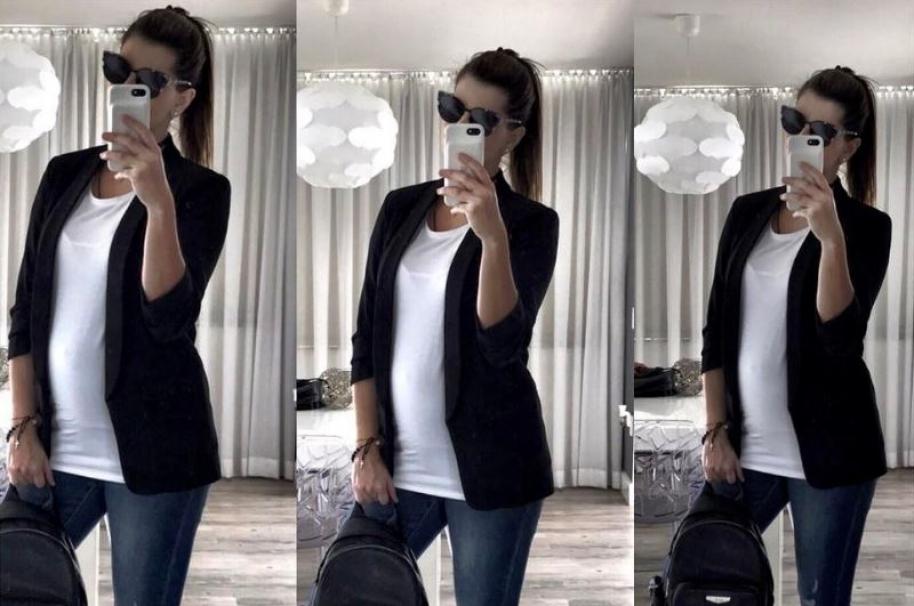 Carolina Cruz, presentadora de 'Colombia's next top model'.