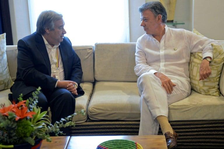 Secretario general de la ONU, Antonio Guterres