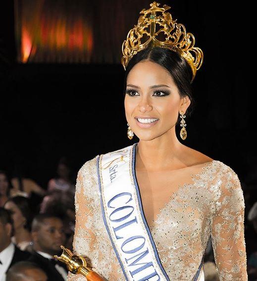 Señorita Colombia, Andrea Tovar