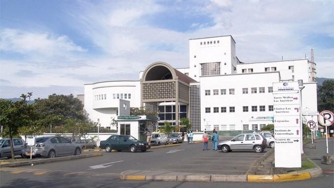 Clinica Las Américas.