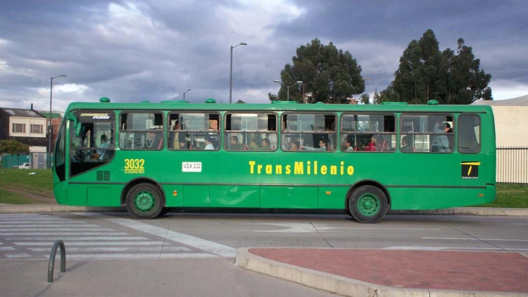Alimentador de TransMilenio