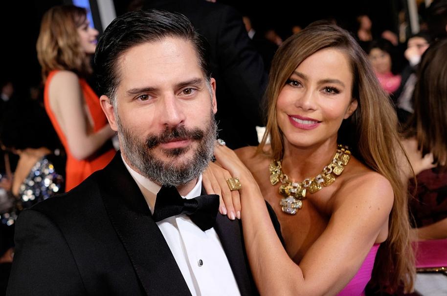 Joe Manganiello y Sofía Vergara en los Screen Actors Guild Awards. Pulzo.com