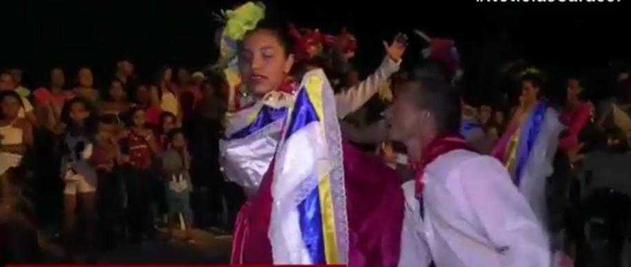 'Bailatón' en La Guajira