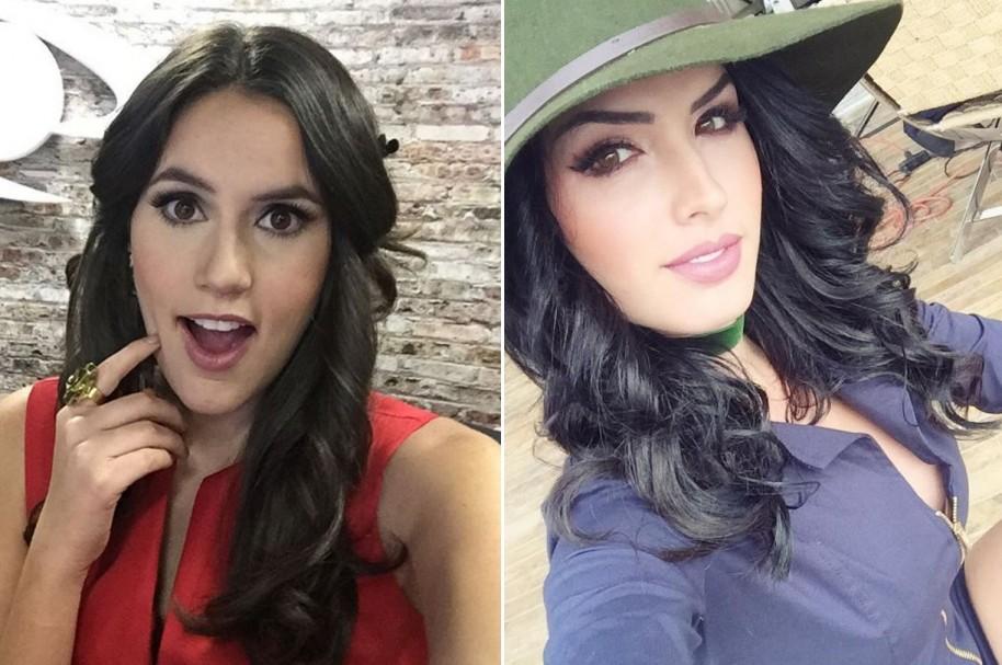 Alejandra Isaza, modelo y nueva presentadora de 'Show Caracol'.