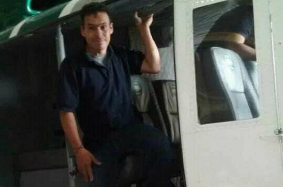 Carlos Arturo Cortés Prieto, tapicero asesinado