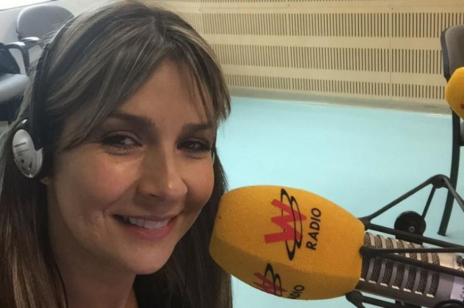 Vicky Dávila, periodista de La W Radio.