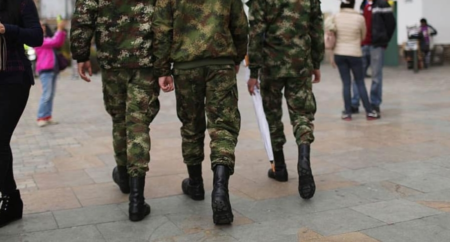 Captura de soldado