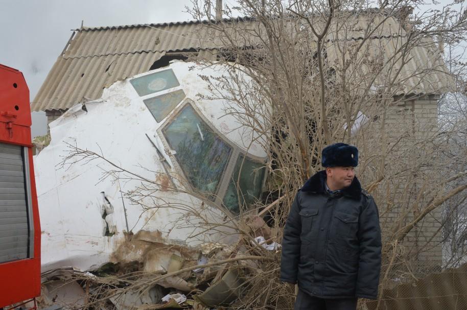 Accidente de avión en Kirguistán deja 37 personas muertas