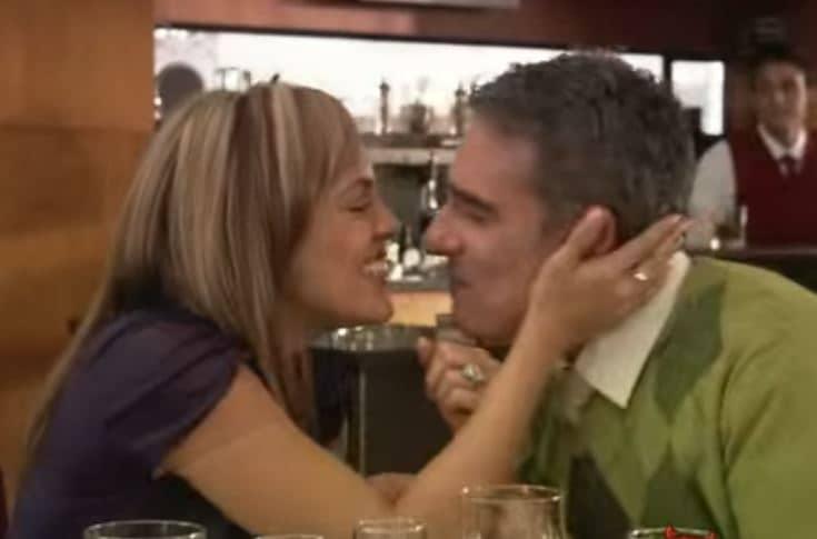 Sara Corrales y Miguel Varoni, en 'Casanova sin amor'