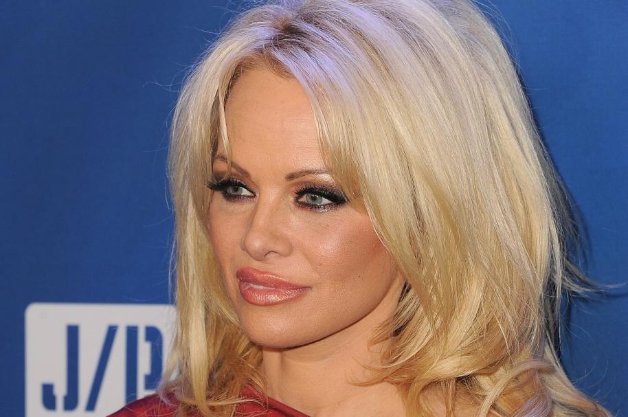 Pamela Anderson, actriz.