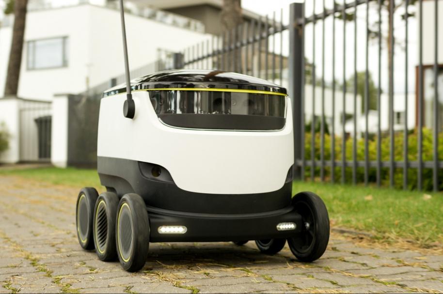 Robot de Starship Technologies