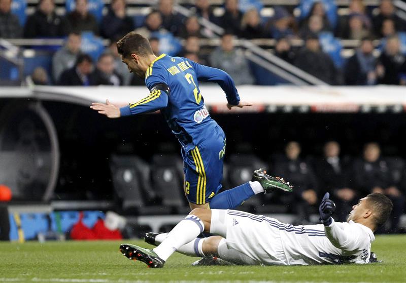 Real Madrid vs. Celta