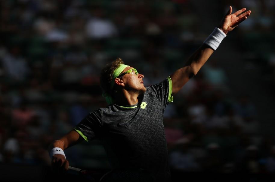 Deniz Istomin eliminó a Novak Djokovic en Australia