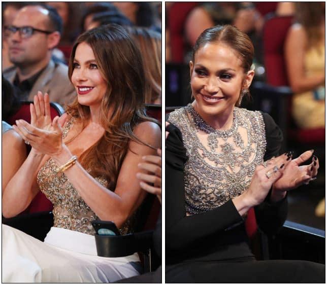 Sofía Vergara y Jennifer Lopez