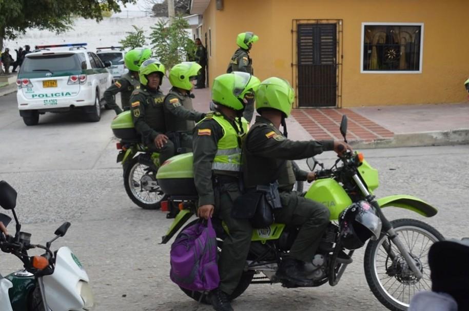 Policía Barranquilla