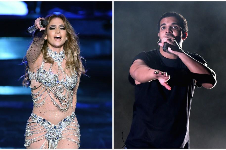 Jennifer Lopez / Drake