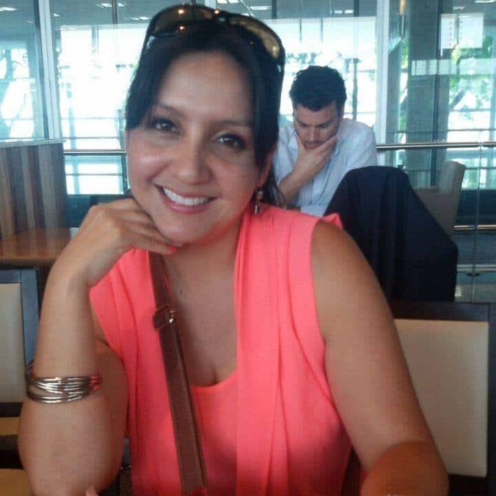 Sandra Patricia Pérez Álvarez, diseñadora de modas asesinada
