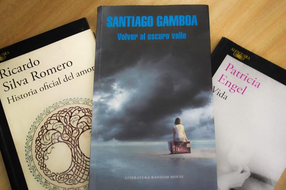 Novelas finalistas del Premio Biblioteca de Narrativa Colombiana