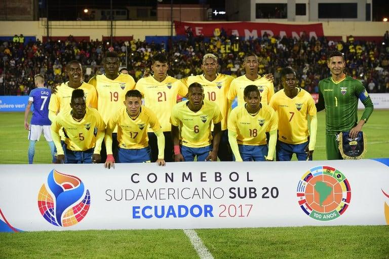 Selección sub-20 Ecuador