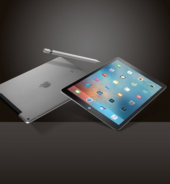 iPad Pro y Apple Pencil
