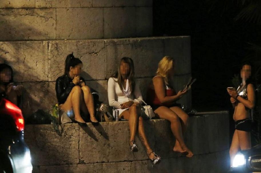 Disputa entre prostitutas