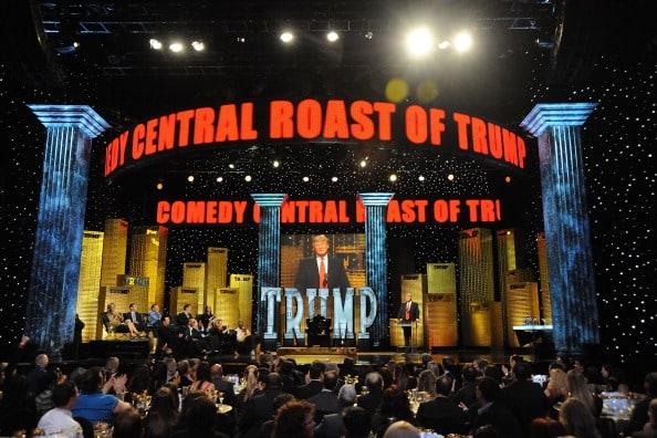 Donald Trump en Comedy Central