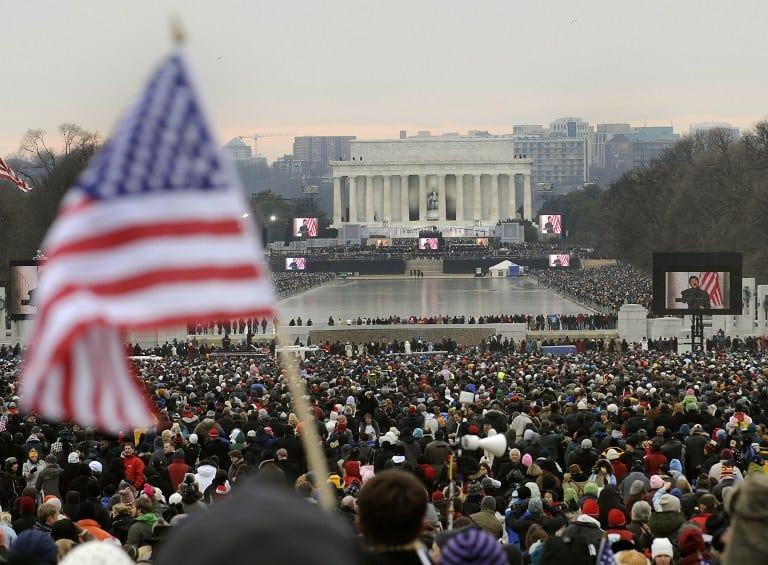 Concierto de inauguración de Obama en 2009. Pulzo.com
