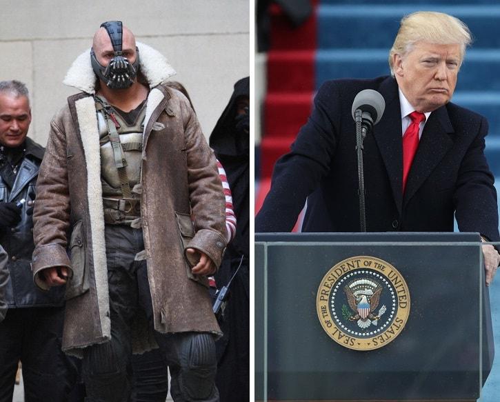 Bane | Donald Trump