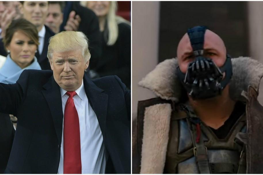 Donald Trump / Bane