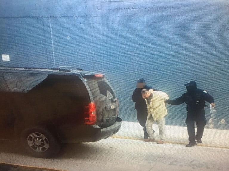 El Chapo, entregado a Estados Unidos